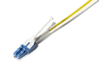 Push Pull Tap Fiber Patch Panel LC Connector Singlemode / Multimode Telcordia Tuân thủ
