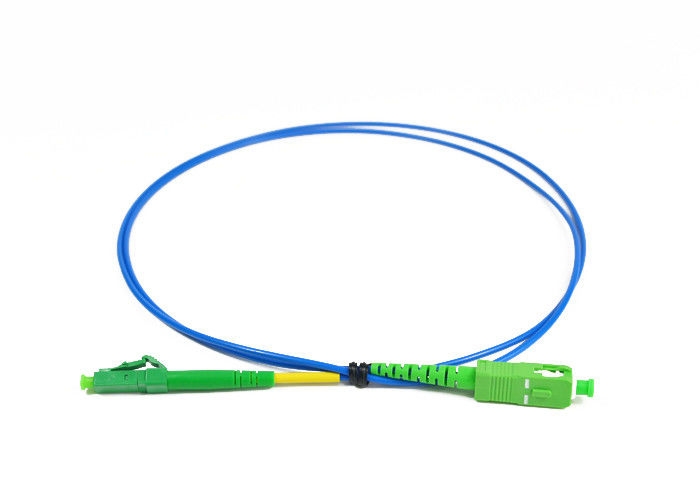 SC / APC E2000 / APC Simplex Fiber Optic Patch Cord for Access Network nhà cung cấp