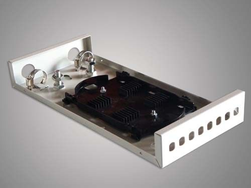 Trung Quốc FC / SC / ST / LC Fiber Optic Terminal Box Stainless Steel For Optical Network nhà cung cấp